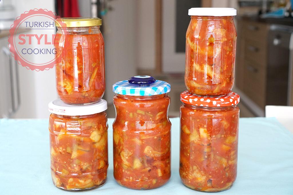 Canned Fried Eggplant Recipe