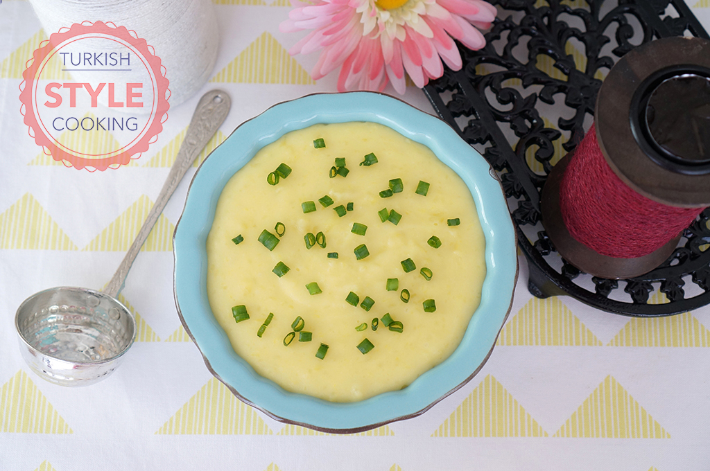 Potato Puree Recipe