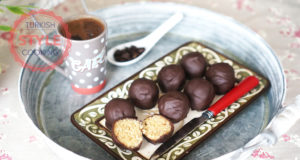 Chocolate Covered Dried Beans Bites