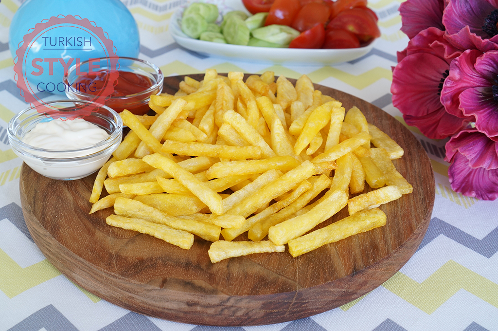 Frozen French Fries Recipe