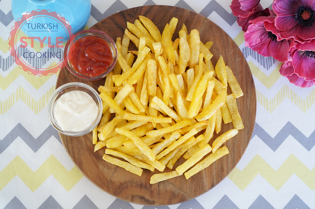 Frozen French Fries Recipe Turkish Style Cooking