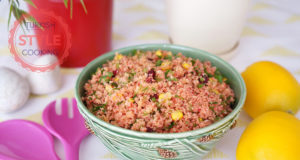 Beet Bulgur Salad Recipe
