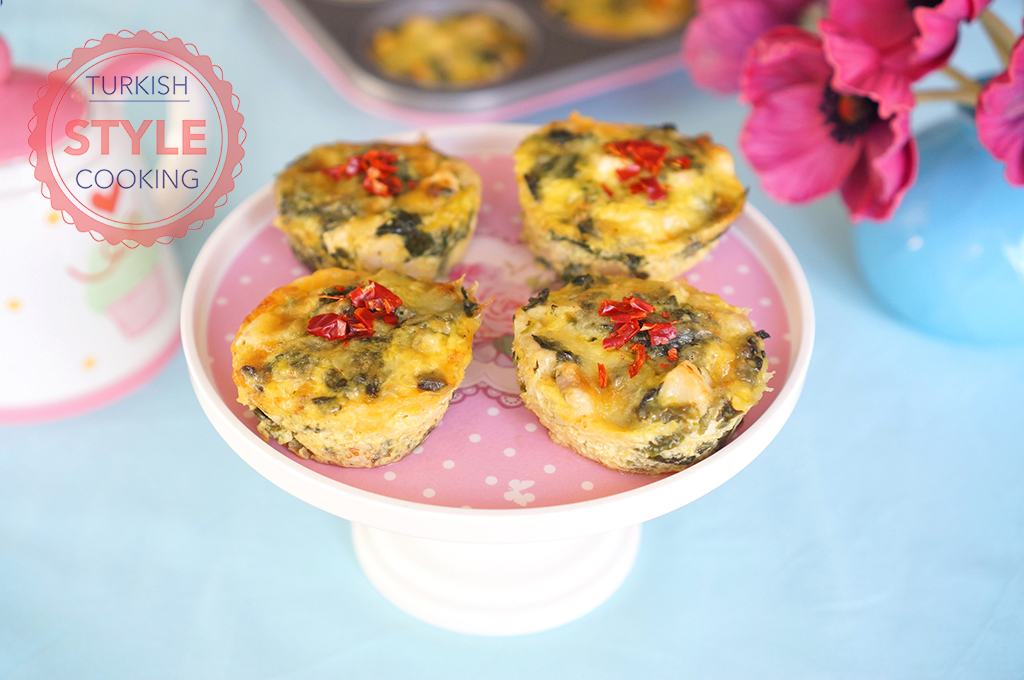Low Calorie Spinach Gratin Recipe