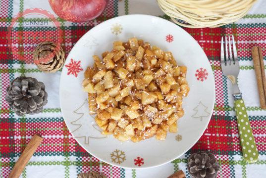 Baked Cinnamon Apple Recipe