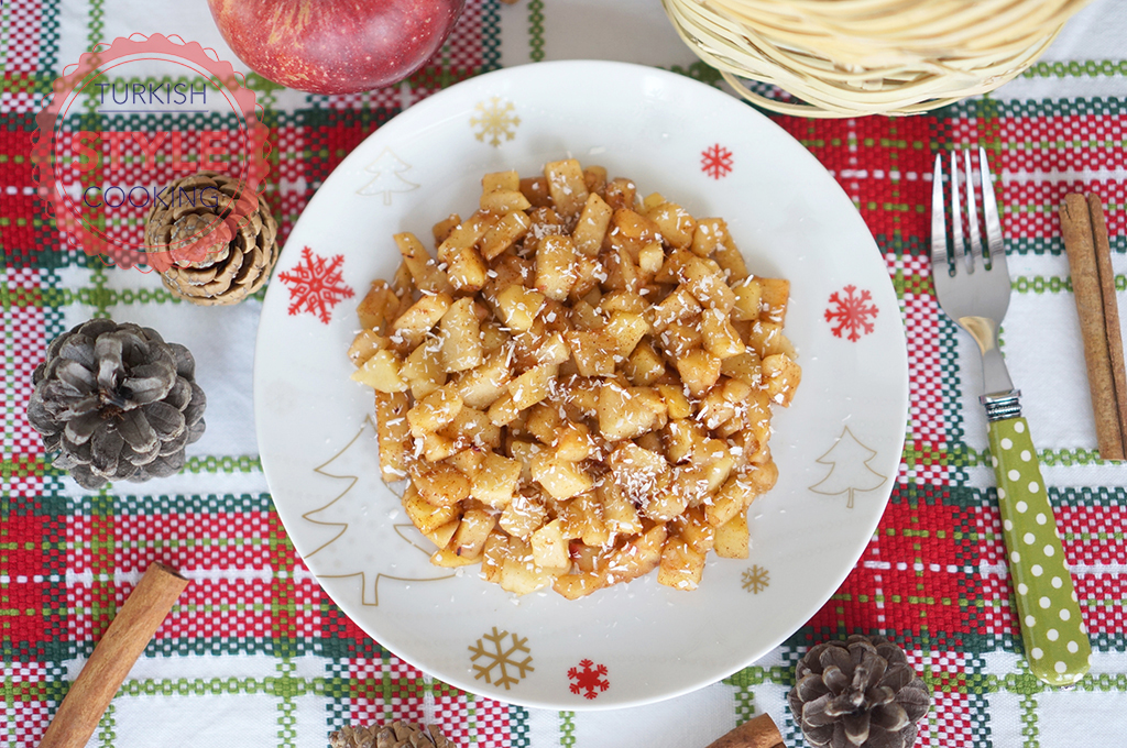 Baked Cinnamon Apple Recipe