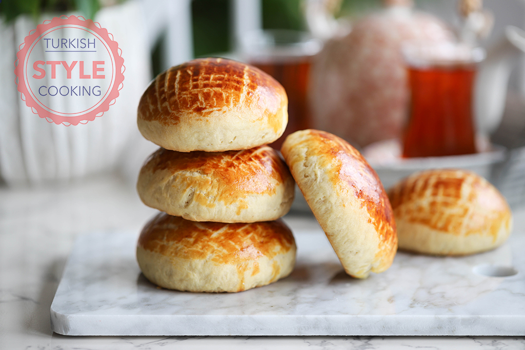 Turkish Bakery Pastries Recipe