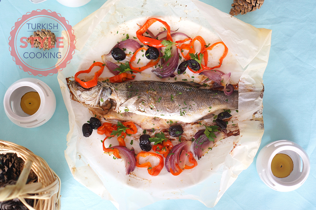 Seabass In Parchement Paper Recipe