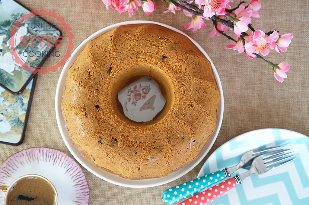 Raisin Bundt Cake Recipe