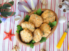 Baked Salmon Patties Recipe