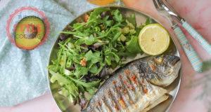 Grilled Bream Fish Recipe