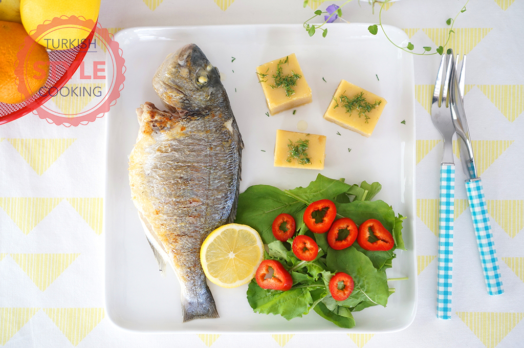Grilled Bream Fish Recipe