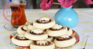 Mushroom Shaped Cookies Recipe