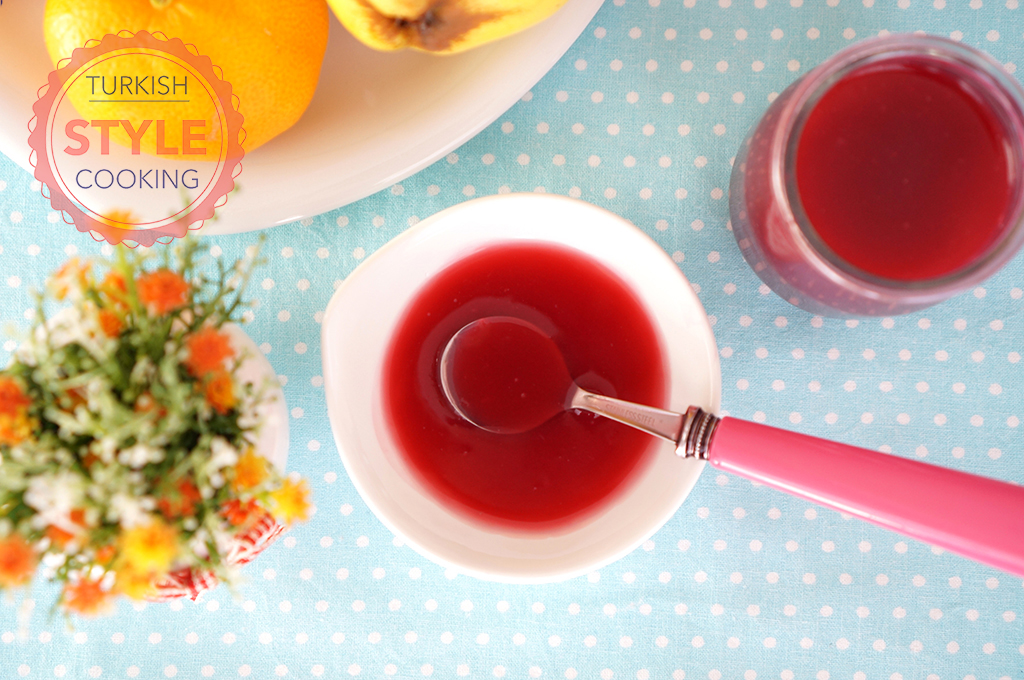 Pomegranate Sauce Recipe