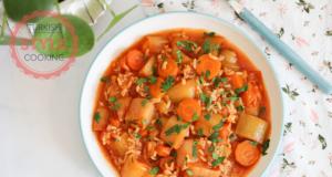 Leek Dish With Rice Recipe