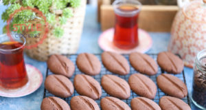 Coffee Bean Cookies Recipe