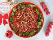 Rocket Salad With Roasted Pepper