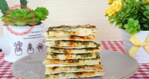 Cheese Tortilla Snacks