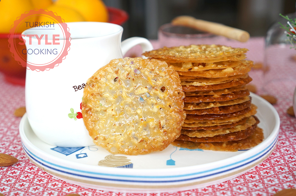 Lace Cookies Recipe