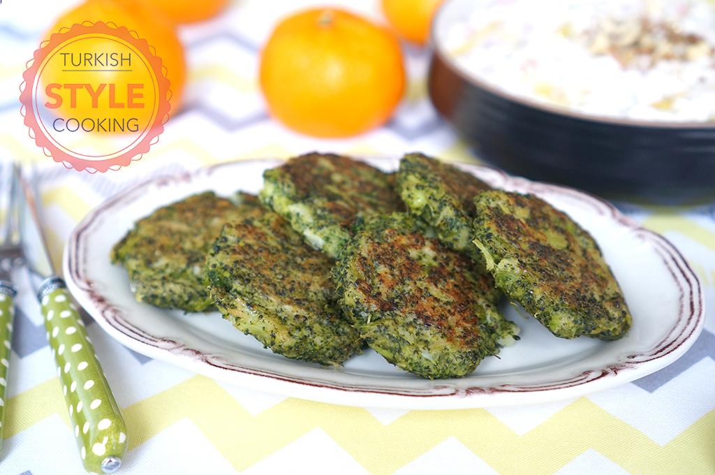Broccoli Patties Recipe