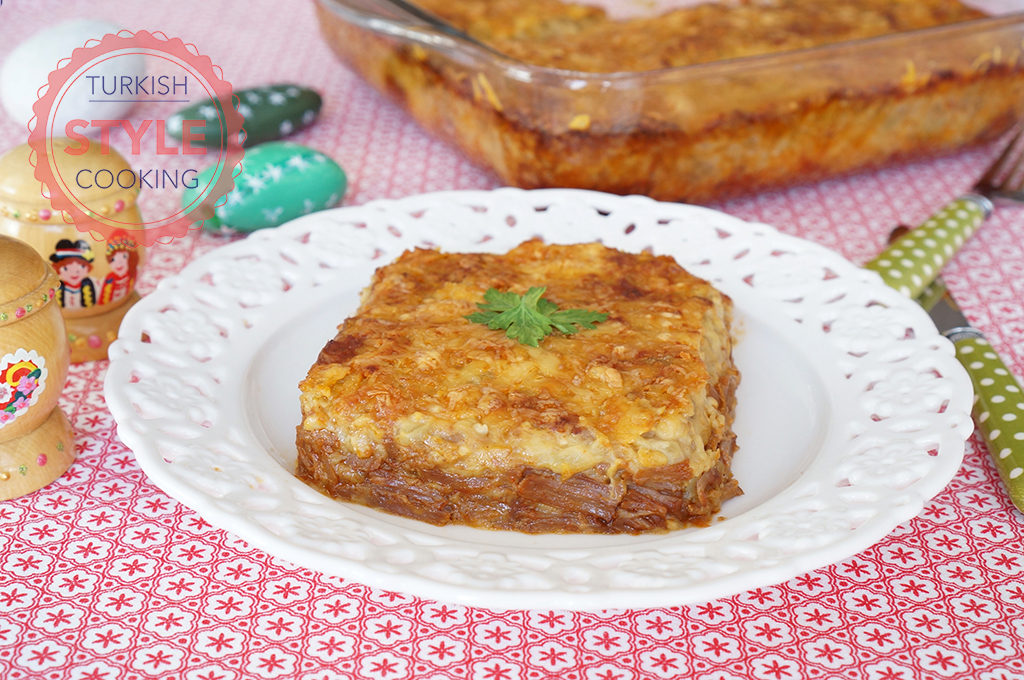 Baked Hunkar Begendi Recipe