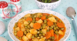 Fresh Pea Casserole Recipe