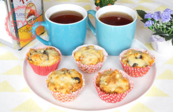 Omelette Muffins With Stale Bread
