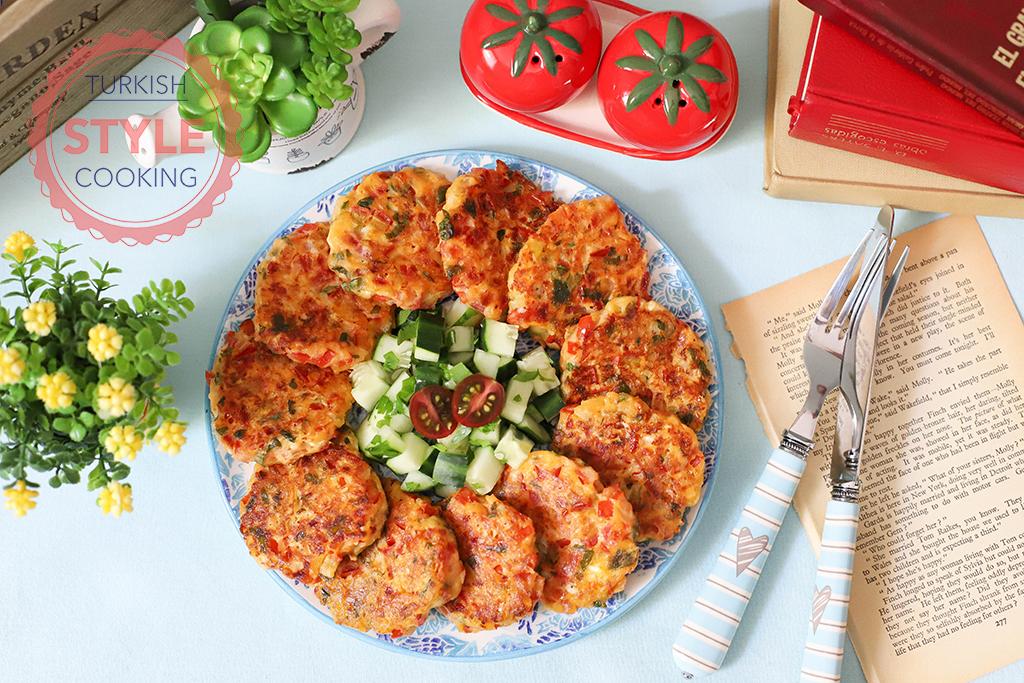 Tomato Hash Browns Recipe