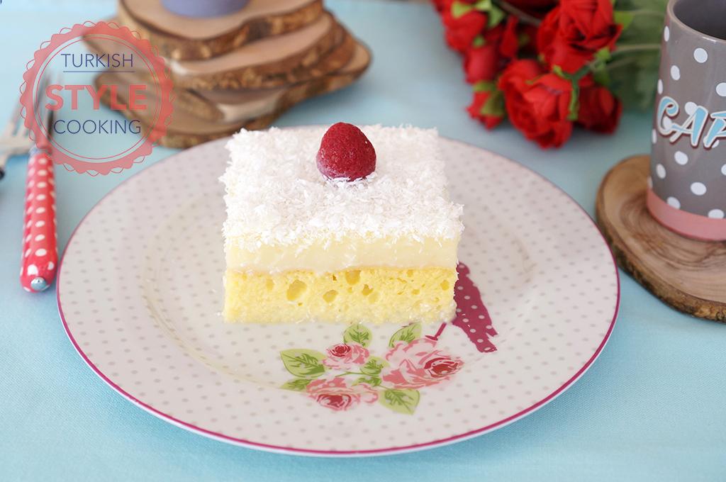 Bride S Cake Recipe Turkish Style Cooking