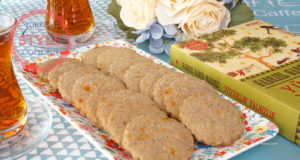 Olive Savory Biscuits