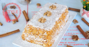 Pumpkin Biscuit Cake Recipe