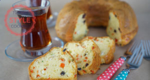 Olives and Pepper Cake Recipe