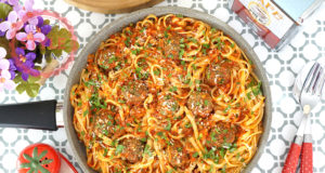 Meatball Spaghetti Recipe