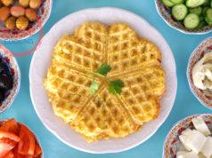 Mashed Potato Waffle Recipe
