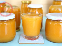 Canned Peach Juice Recipe