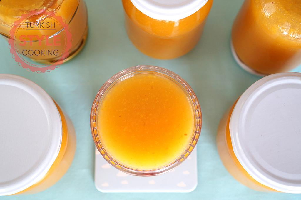 Canned Peach Juice Recipe