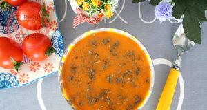 Chicken Liver Tomato Soup Recipe