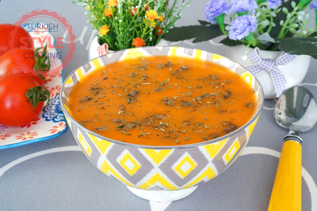 Chicken Liver Tomato Soup Recipe