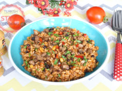 Chicken Liver Pilaf Stuffing Recipe