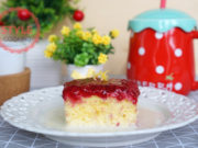 Raspberry Thres Leches Cake Recipe