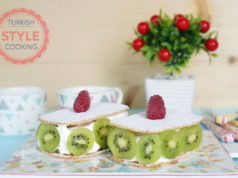 Puff Pastry Dessert With Kiwi Recipe