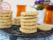 Savory Parmesan Cookies