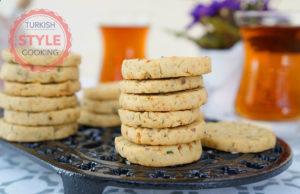 Savory Parmesan Cookies
