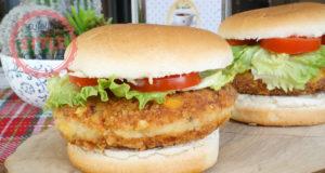 Chicken Burger Recipe