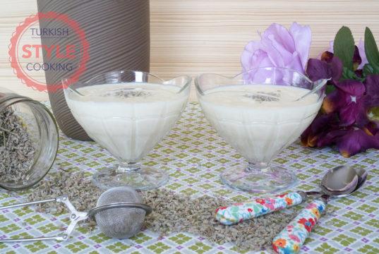 Lavender Rice Pudding Recipe