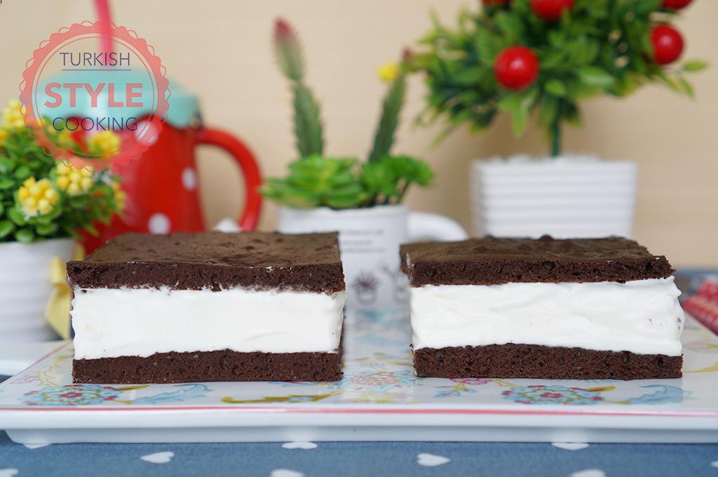 Honey Cream Cake Recipe