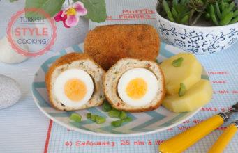 Chicken Scotch Eggs Recipe