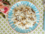 Mushroom Pilaf Recipe
