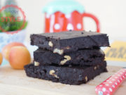Flourless Sugar Free Brownie Recipe