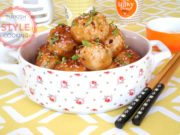 Sweet and Sour Chicken Meatballs Recipe