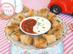 Baked Parmesan Chicken Bites Recipe